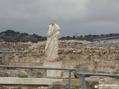 Parque Arqueológico Segóbriga-Monasterio Uclés;senderismo salamanca cine en arenas de san pedro